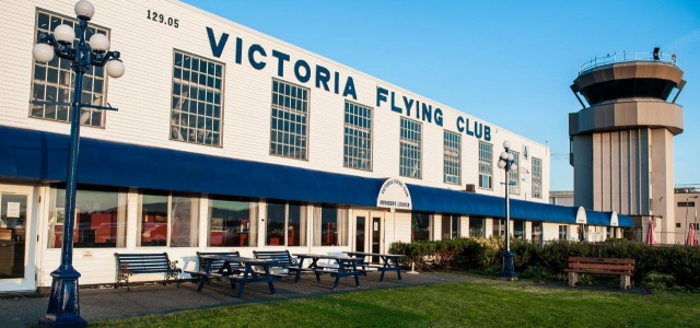 take a tour victoria flying club